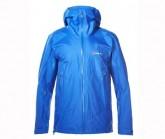 Goretex Jacke Extreme Lite Paclite Herren blue/blue