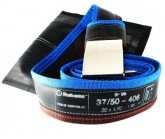 Gürtel Inner Tube Belt unisex blue/darkbrown
