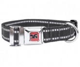 Halsband Mini Buckle Dog black