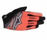 Handschuh Flow Unisex orange/black