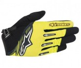 Handschuh Flow Unisex yellow/black
