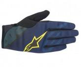 Handschuh Stratus Unisex blue/yellow