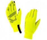 Handschuh Stretch Fleece Nano Damen Hi VisYellow/black
