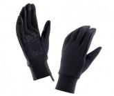 Handschuh Stretch Fleece Nano Unisex black