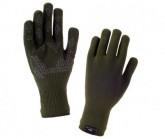 Handschuh Ultra Grip Unisex olive