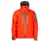 Hardshell Jacke Lost World Herren deep orange
