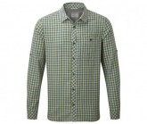 Hemd Claude LS Shirt Herren lake green
