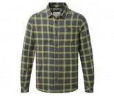 Hemd Gillam CHK Shirt Herren dark grey