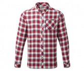 Hemd Kearney CHK Shirt Herren maple red