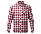 Hemd Kearney CHK Shirt Herren maple red