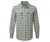 Hemd Kiwi Check Herren lake green