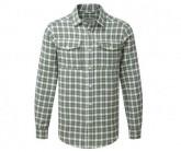 Hemd Kiwi Check Shirt Herren lake green