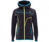 Hoodie Headwind Damen whales grey/methyl blue