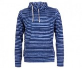 Hoody Comfort Printed Herren water stripe print/light stone