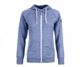 Hoody Essential Damen blue melange