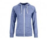 Hoody Essential Damen blue melange