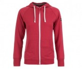 Hoody Essential Damen indian red