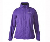 Hydroshell Jacke Lite Hike Damen dark purple