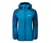 Insulator Jacke Reversa Syn In Damen blue/dark blue