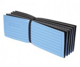 Isomatte Easy-Mat Foldable blue/black