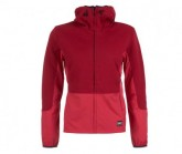 Jacke Active Damen ruby/indian red