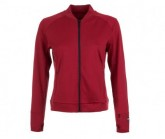 Jacke Active Track Damen ruby