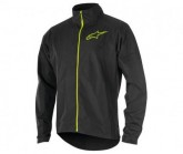 Jacke Descender 2 Herren black/yellow