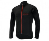 Jacke Hurricane Functional Herren black/red