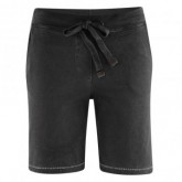 Jersey Short Alien Damen black