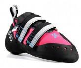 Kletter Schuh Blackwing Damen pink/blue