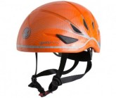 Kletterhelm grid 55 Unisex orange