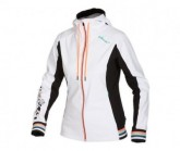 Langlauf Jacke Bella Coola Damen white