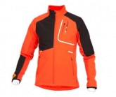 Langlauf Jacke Granite Peak Herren red