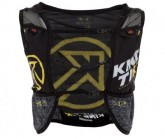 Lauf Rucksack Rocket Herren black/yellow