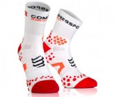 Lauf Socke PRS V2.1 High unisex white/red