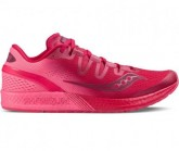 Laufschuh Freedom Iso Damen berry/pink