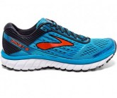 Laufschuh Ghost 9 Herren blue/black/flame