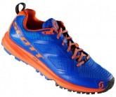 Laufschuh Kinabalu Enduro Herren blue/orange
