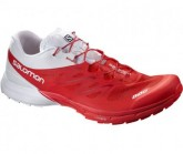Laufschuh Lab Sense Herren red/white