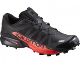 Laufschuh S-Lab Speedcross Herren black/red