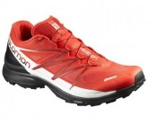 Laufschuh S-Lab Wings 8 Unisex red/black/white