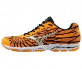 Laufschuh Wave Hitogami 4 Damen orange pop/silver/dark shadow
