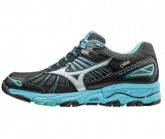 Laufschuh Wave Mujin 3 G-TX Damen orange dark shadow/silver/norse blue