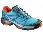 Laufschuh Wings Pro 2 Damen blue jay