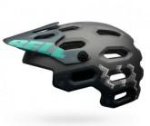 MTB-Helm Super 2 Mips Damen mat gunmetal