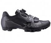 MTB-Schuh MX168 Herren schwarz/silber