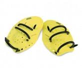 Matrix Hand Paddles gelb, Gr. Medium