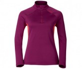 Midlayer 1/2 Zip Tahoe Damen magenta purple-pomegranate