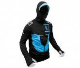 Midlayer VO3 Max Herren black/peacock blue