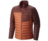 Mountain Hardwear Daunen Jacke Dynotherm Herren Dark Copper/Redwood